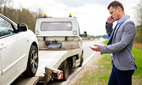 Professional Tow Services Destin Florida