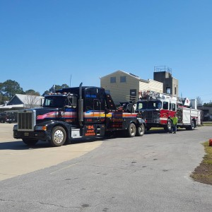 destin heavy duty towing services from Autoworks Towing and Recovery